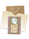 Greeting Card, Honey Bunny
