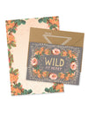 Greeting Card, Wild at Heart