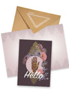 Greeting Card, Hamsa Hand
