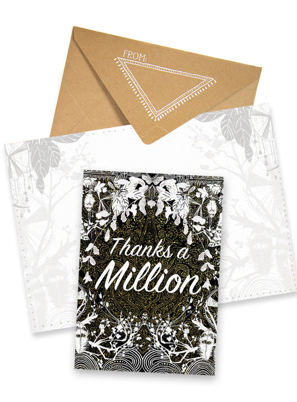 Greeting Card, Million Moon
