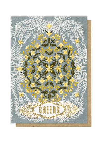 cheers greeting card front