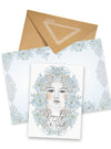 Greeting Card, Beauty Light