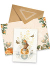 Greeting Card, Golden