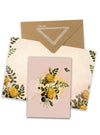 honey greeting card collage