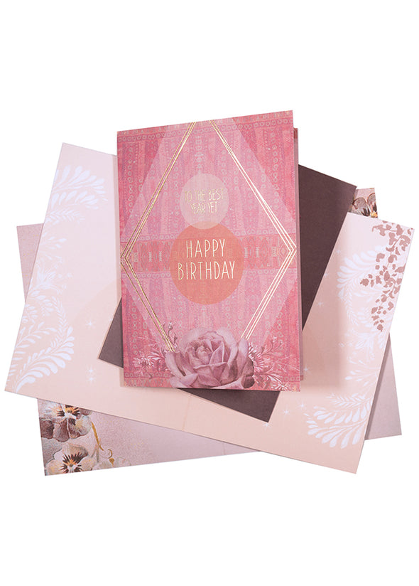 Greeting Card, Happy Birthday