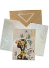 Universe Greeting Card with envelope