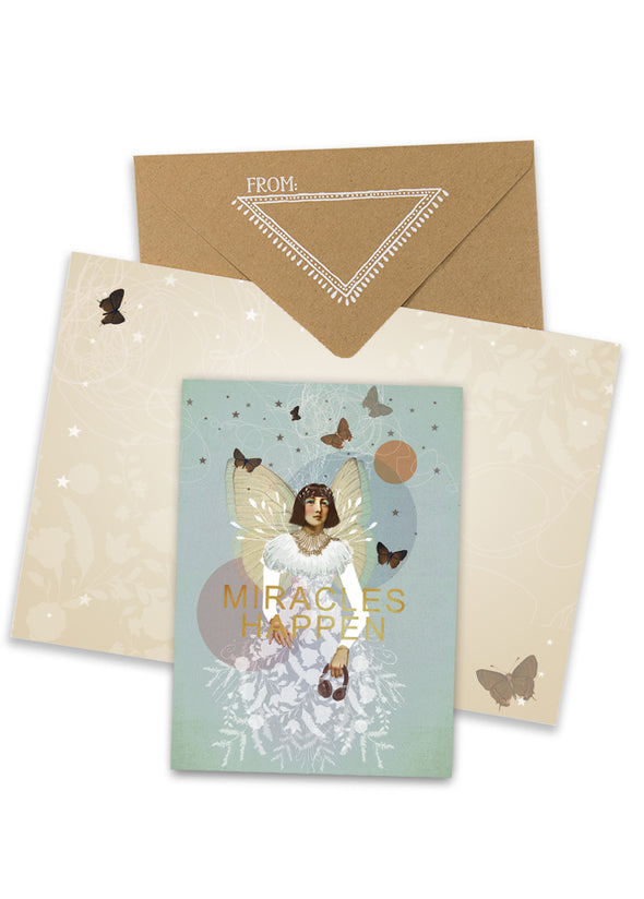 Greeting Card, Fairy