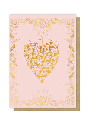 Sweet Heart Greeting Card