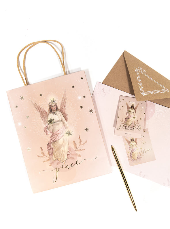 peace angel gift set