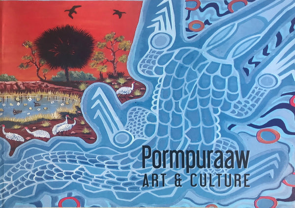 Pormpuraaw 'Art and Culture' book