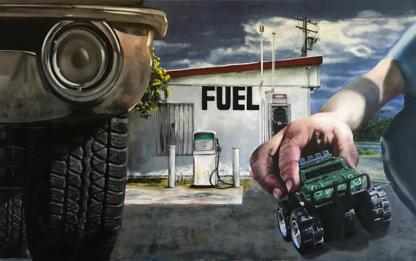 Tim Ellis 'Fuel Stop'