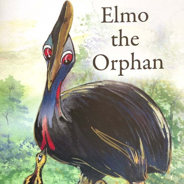 'Elmo The Orphan' by Pam Galeano