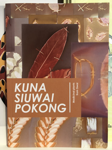 Alex Dawia 'Kuna Siuwai Pokong'  A book of Medicinal plants  from Siwai in Papua New Guinea.