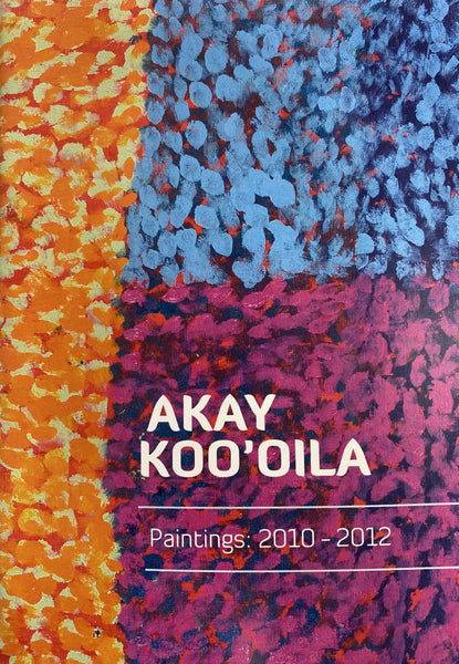 'Akay Koo'oila  'Paintings 2010-2012'