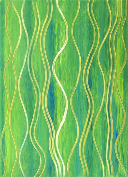 Rosella Namok 'Sea grass at Lockhart mouth'
