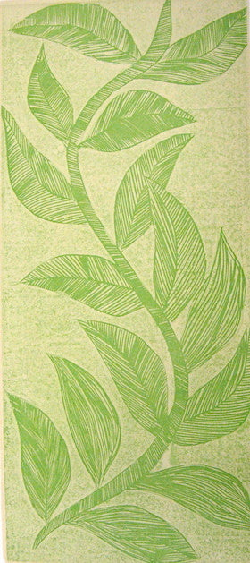 Maria Ware 'Noni Fruit Leaf'