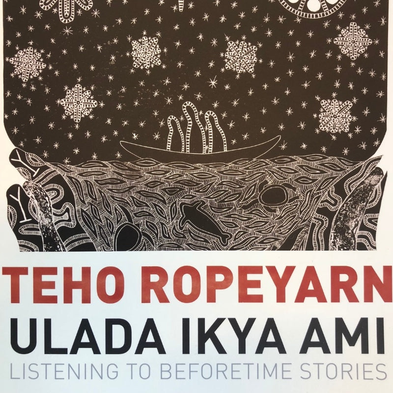 Teho Ropeyarn ' Ulada Ikya Ami' Listening beforetime stories catalogue