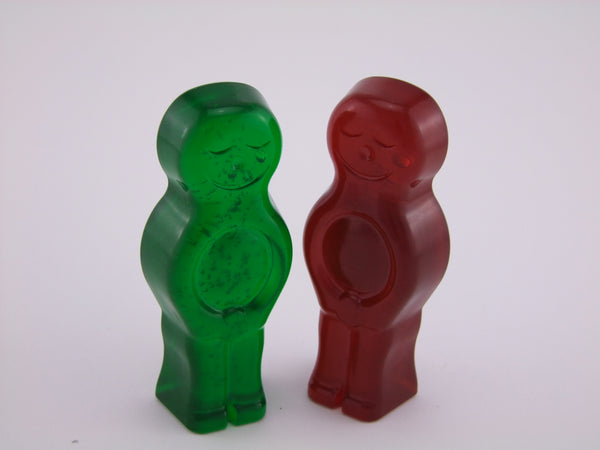 Jelly Baby Sculptures