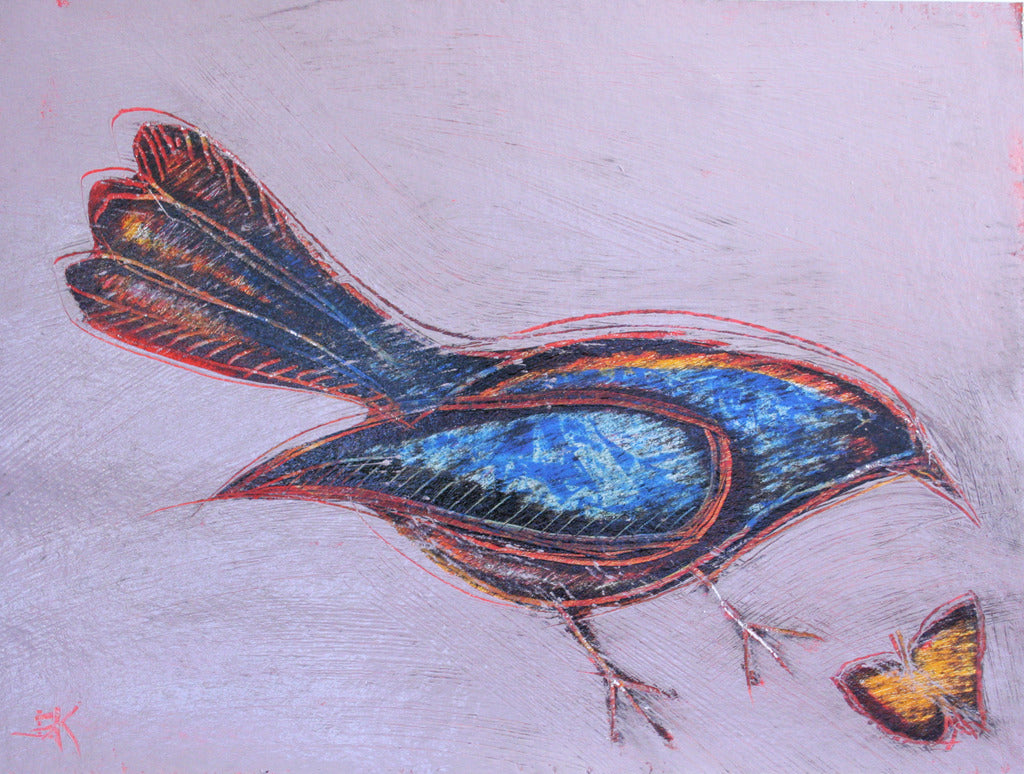 Ed Koumans, Bird Painting 2/5