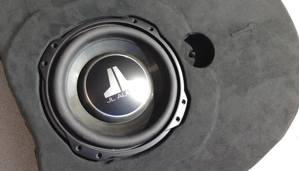 Corrado SLC/VR6 Spare Tire Well Sub Enclosure Is Now In Production!!!!