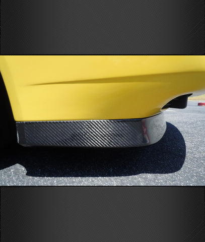 Corrado 90mm Carbon Fiber Front Lip