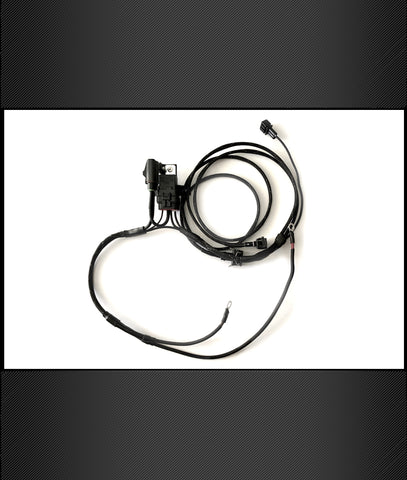 Corrado Fog Light Relay Harness