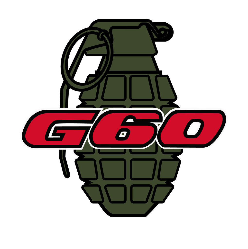 SpoonFedTuning G60 Grenade Stickers