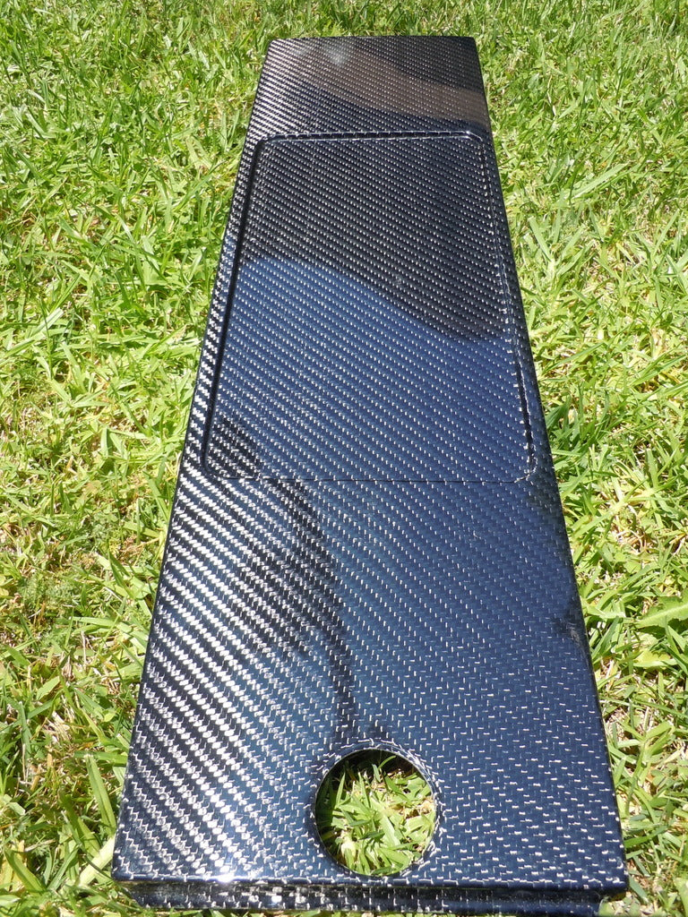 Corrado US Plate Holder Carbon Fiber