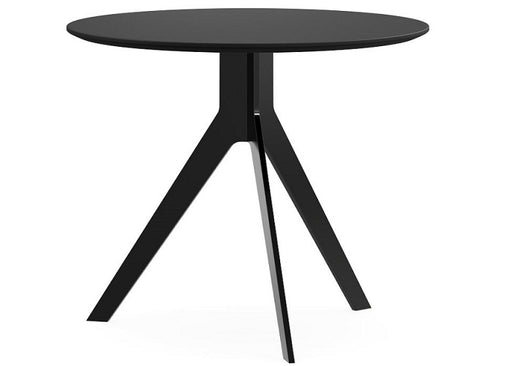Delta Nouveau Meeting Table Black