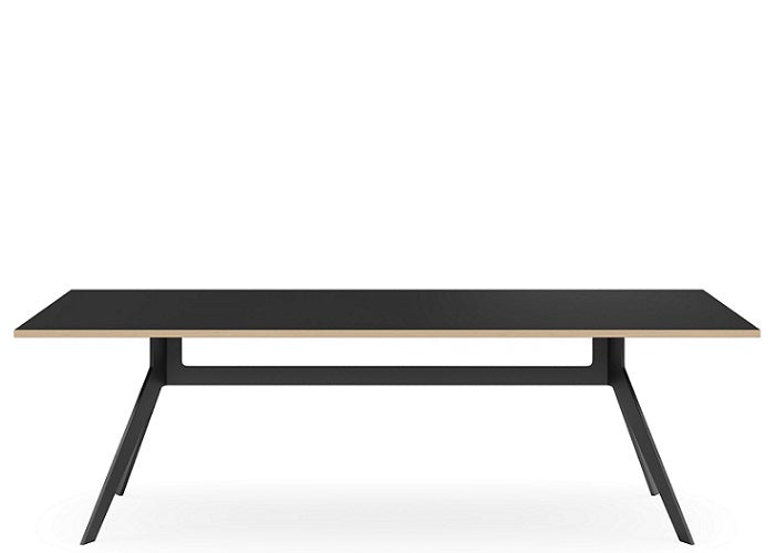Delta Boardroom Table Black