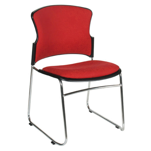 Focus Visitor Chair Red