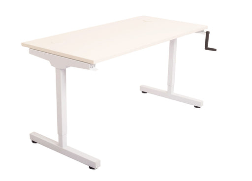 Rapid Manual Riser Desk