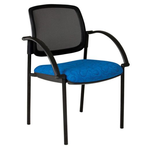 Maxi Visitor Chair Black