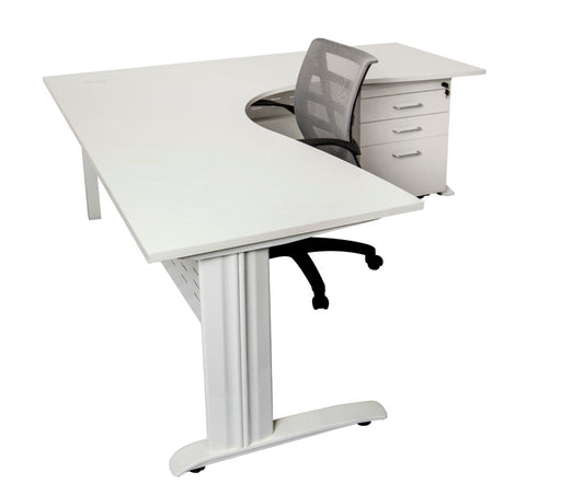 Rapid Span Corner Workstation