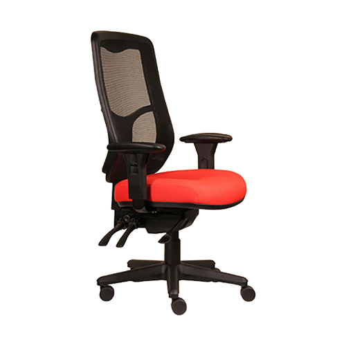 Swift Ergo Task Chair red