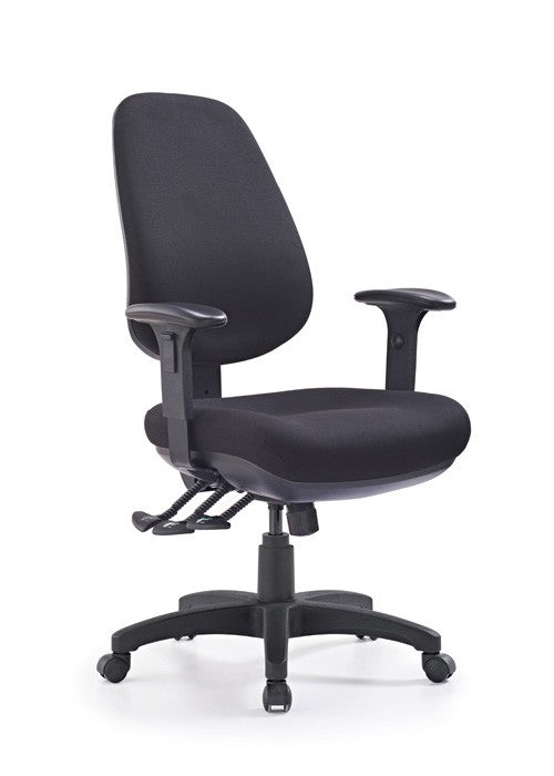 TR600 Task Chair Black