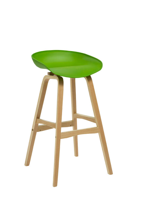 Virgo Bar Stool green