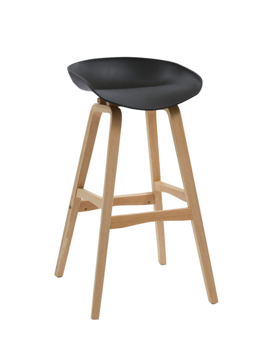 Virgo Bar Stool dark