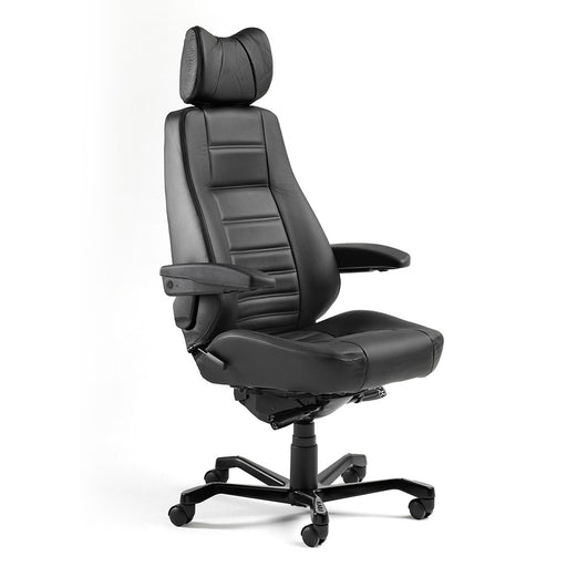 Controller Office Chair 24/7 Leather
