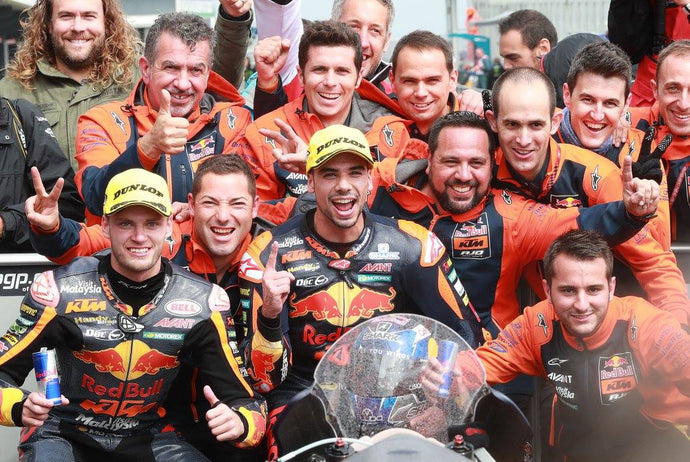MIGUEL OLIVEIRA AND BRAD BINDER CONCLUDE 2017 ON TOP