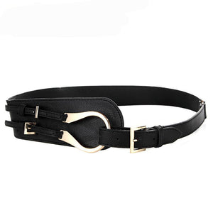 Long Hook Designer Belt - Emanzio designer