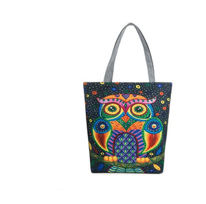 Aurora Owl Shoulder Bag - Emanzio designer