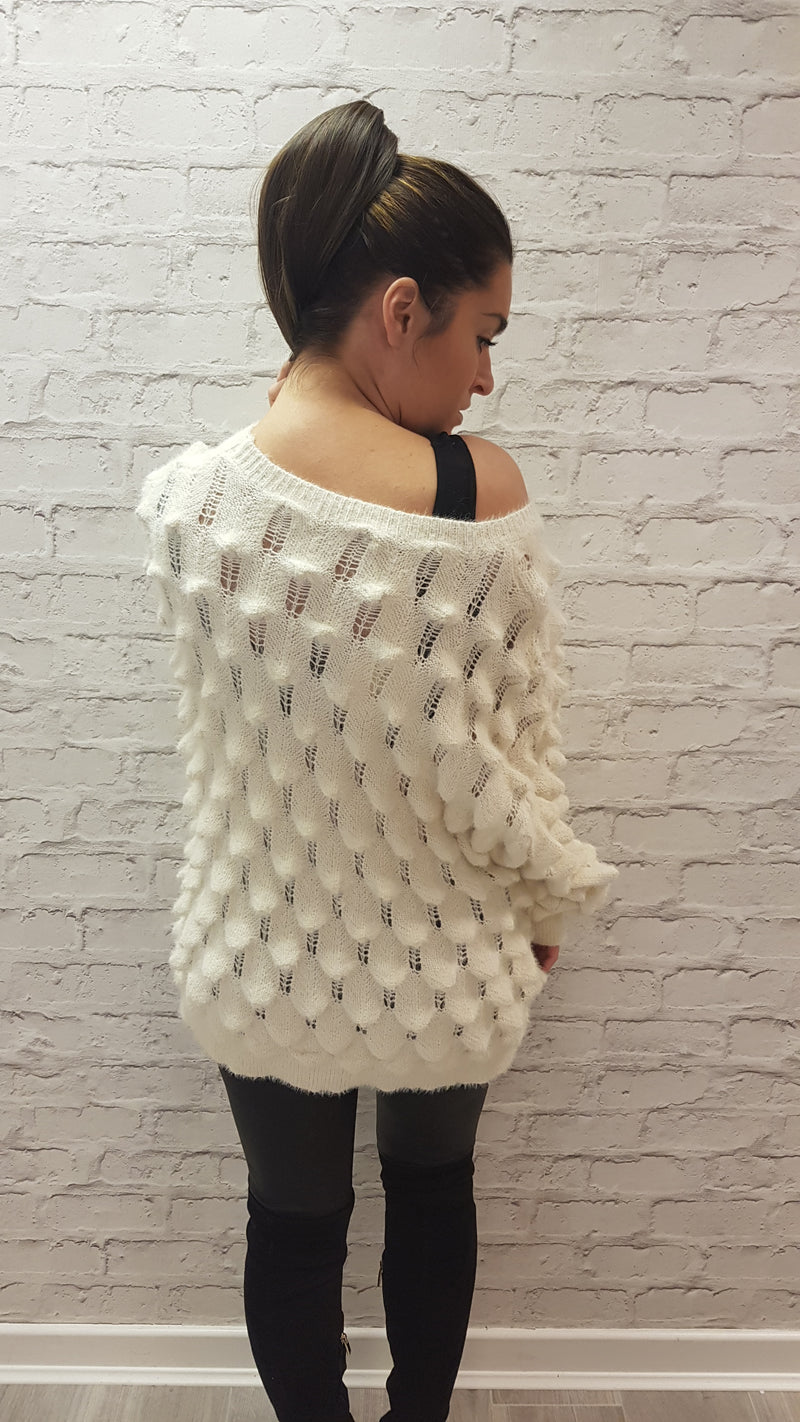 Robyn Chunky Super soft Knit