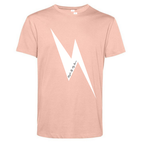Lightning Bolt Sweatshirt - Available in Dusty Pink