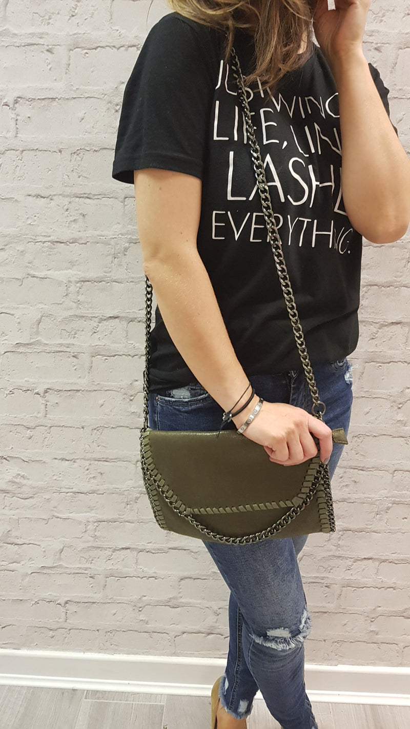 Audrey Multiway Chain Bag