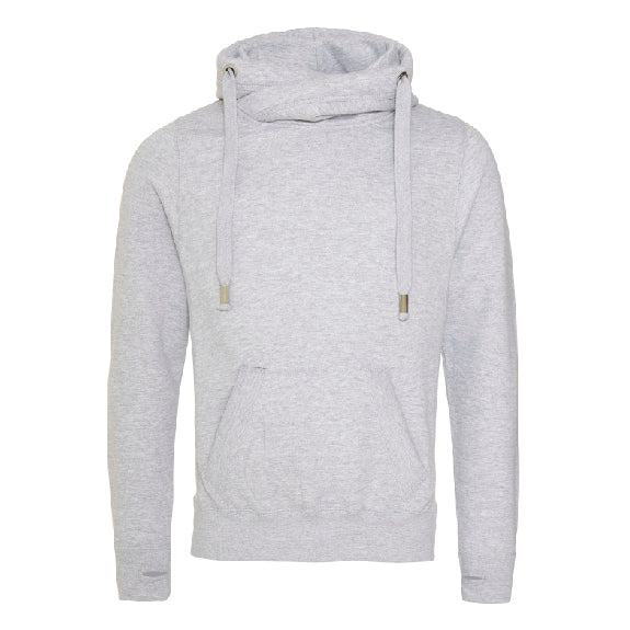 Squad Cowl Neck Longline Hoodie - Available in Black, Nude, Pink, Grey & Navy Hoodies