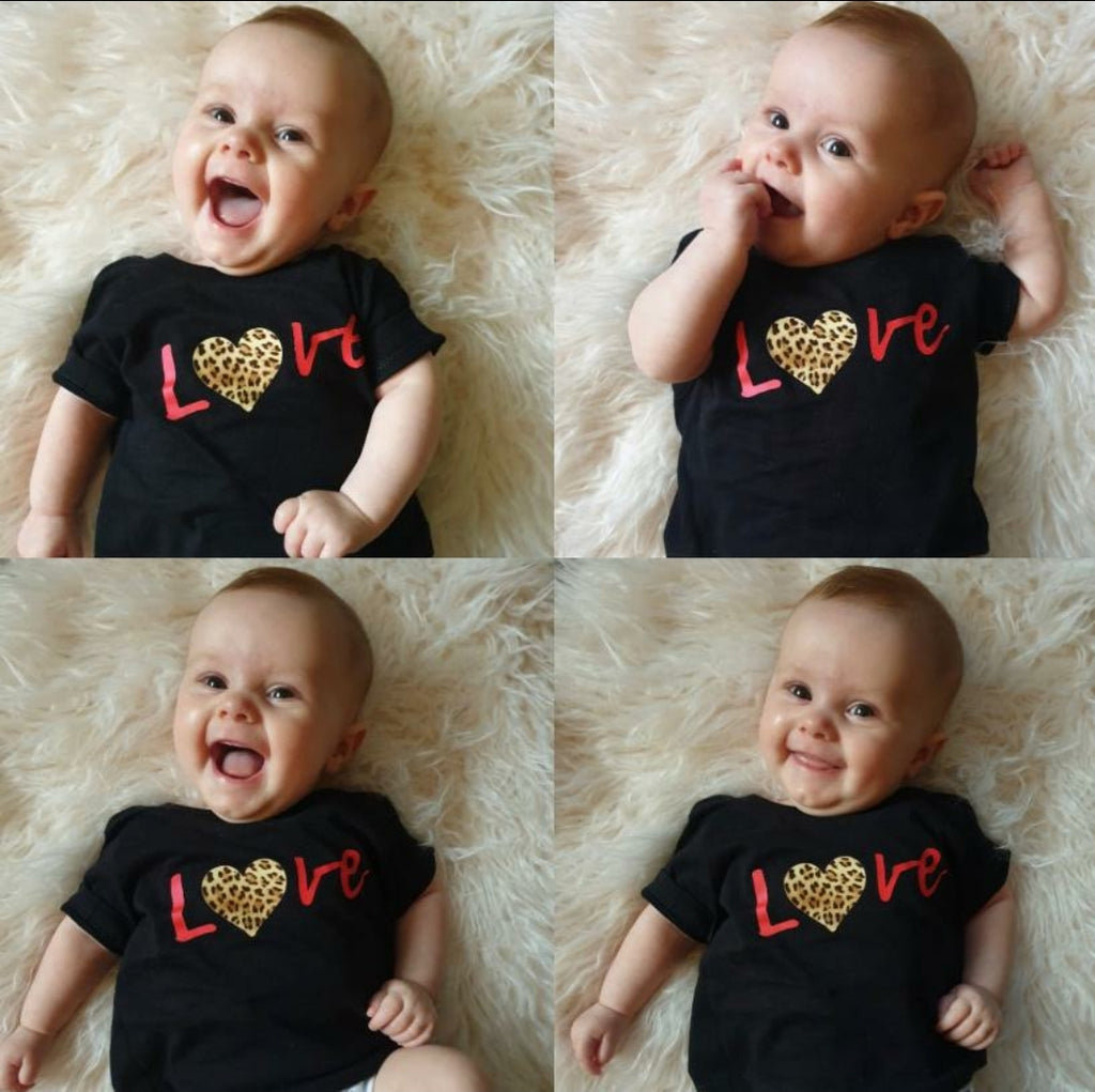 Baby Mini SOMO Tees - ANY OF OUR SLOGANS CAN BE PRINTED ON OUR BABY TEES