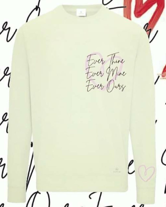 Ever Mine Cosmo Sweatshirt - Available in French Vanilla