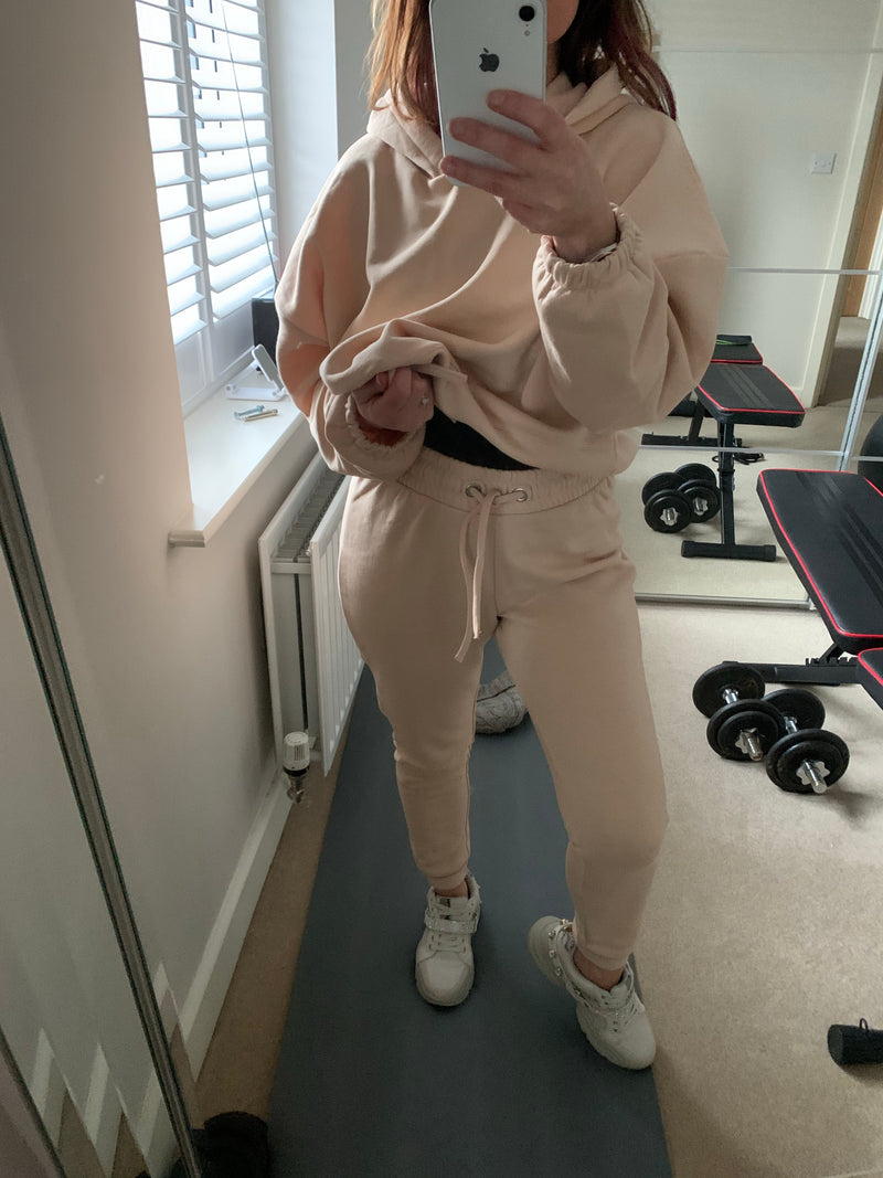 Women's Super Soft Fitted Joggers - Available in Various Colours (Co-ord set)