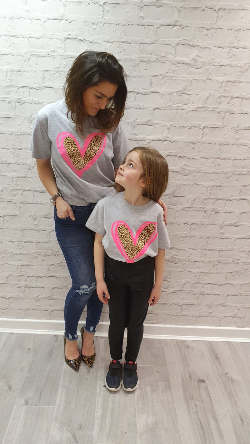 Evelina Heart Tee